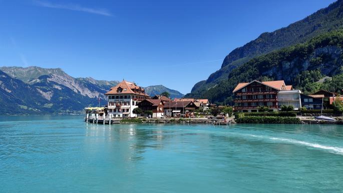 A Swiss Lake