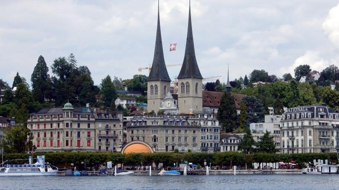 Lucerne cruise