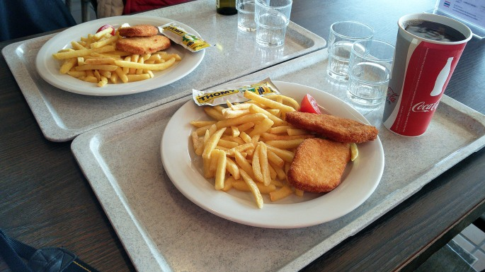 Titlis restaurant food