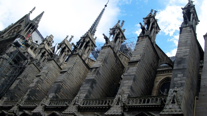 Gothic Art of Notre Dame