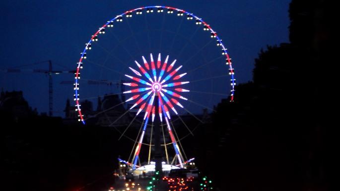 Ferris Wheel of Paris